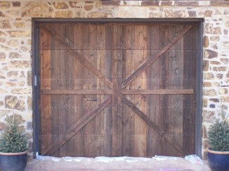 7. Residential Garage Door