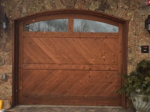 21. Residential Garage Door