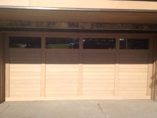 19. Residential Garage Door