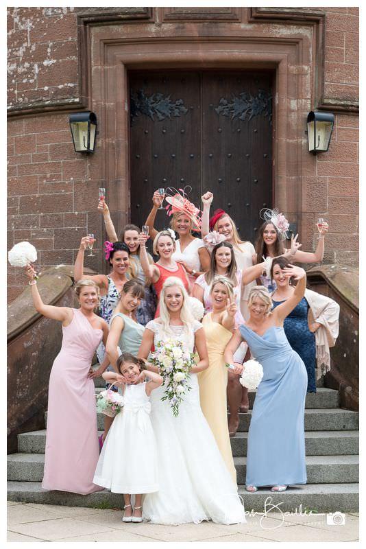 Brides Friends
