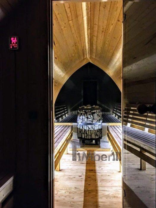 Entretien à L'intérieur Du Sauna (1)