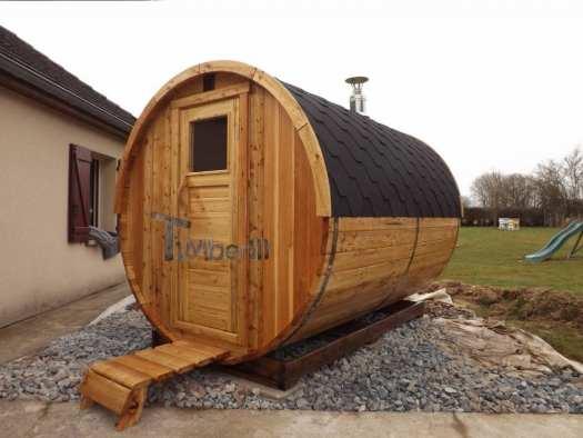 Entretien à L'intérieur Du Sauna