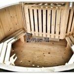Bain nordique en bois Basic