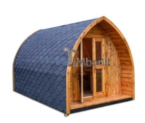 Igloo maison de camping