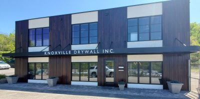 Knoxville Drywall canopy image