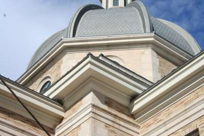 Sacred Heart Cathedral cornice image
