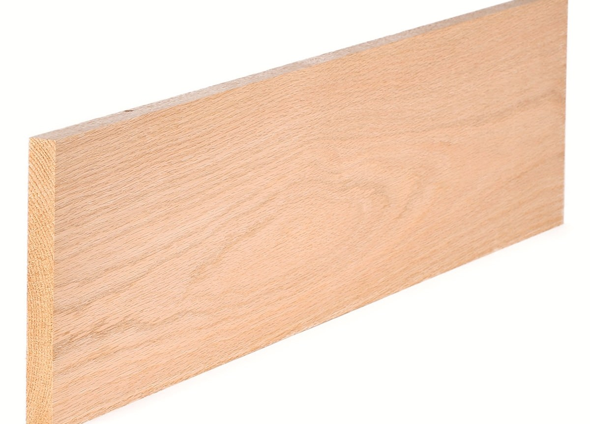 3 4 X 7 1 2 Red Oak Stair Riser   Red Oak Stair Treads And Risers   Wooden Stairs   Wood Stair   Hardwood Floors   Railing   Stair Parts