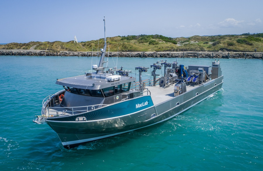 VESSEL REVIEW | Vanguard – New mussel harvester for New Zealand is packed full of innovations