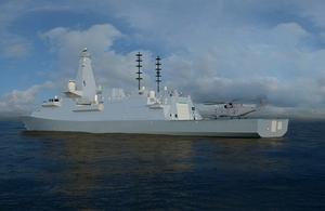 Image: Royal Navy