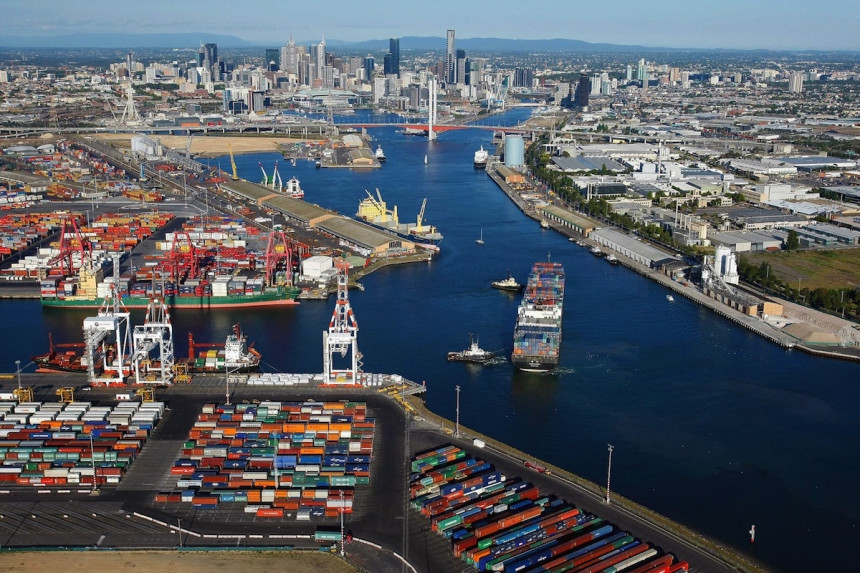 Melbourne wharfies stood down after refusing to unload ship