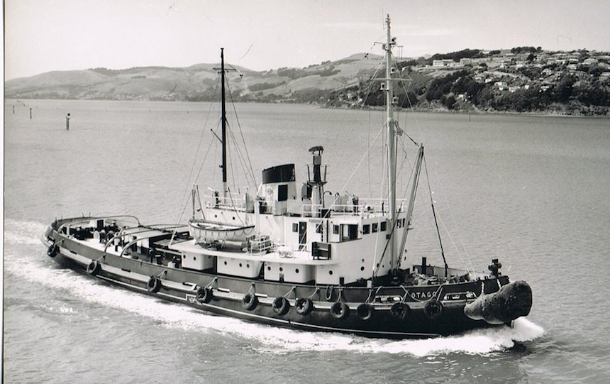 REMINISCENCES | Ship's ropes adventures in New Zealand