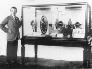 Image result for 1932 – TheBBCbegins television broadcastingusing John Logie Baird's system