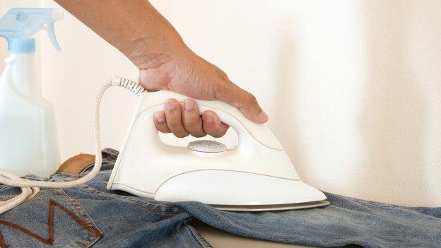La plancha necesita mucha energía para alcanzar la temperatura adecuada.