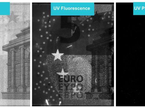 Imágenes de huellas dactilares fosforescentes con Crime-lite Imager