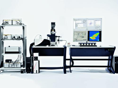 FCS – Espectroscopia de correlación de fluorescencia