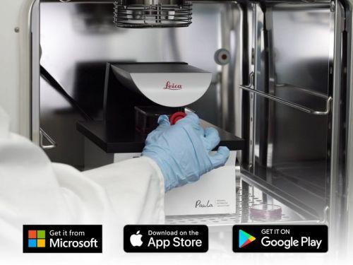 Generador inteligente de imágenes de células PAULA