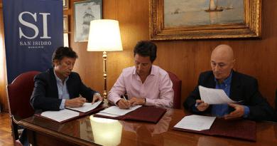 Provincia firmó convenio Posse para mejorar la infraestructura de escuelas