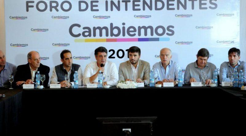 En Olavarría, se realiza el primer Foro de Intendentes de Cambiemos del año