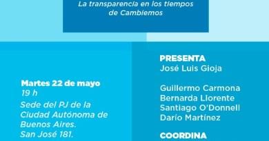 """Se realizará el segundo encuentro de """"La Argentina offshore"""" en la sede del PJ porteño"""