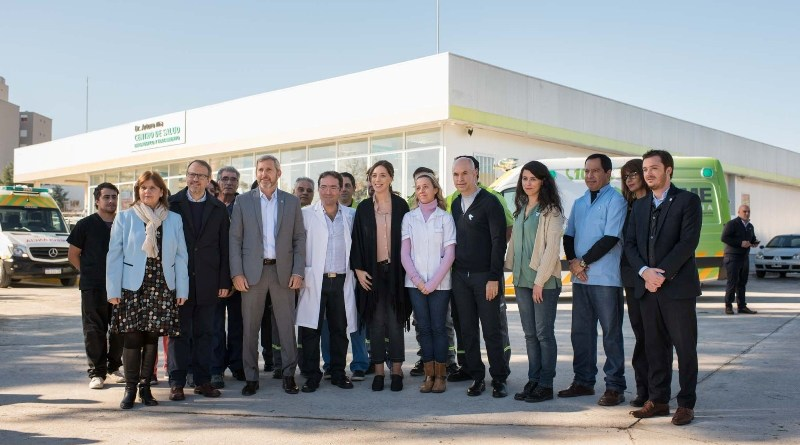 Larreta anunció junto a Vidal y Frigerio la Red Pública de Salud AMBA