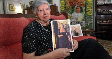 El último adiós a Chicha Mariani es en el Rectorado