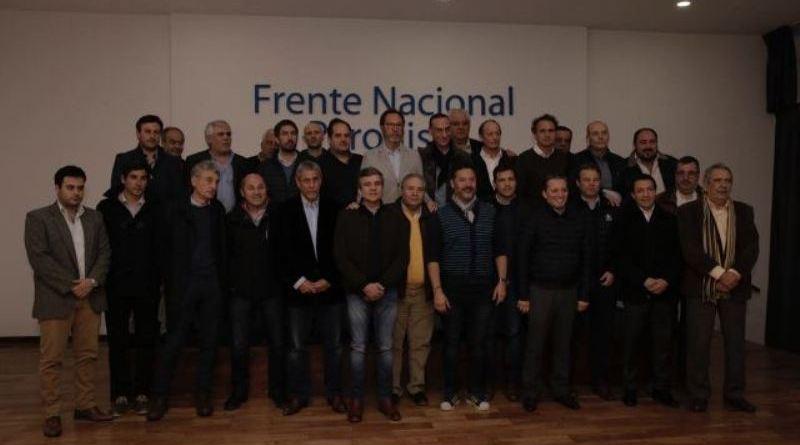 40 intendentes peronistas se reunieron contra la eliminación del Fondo Sojero