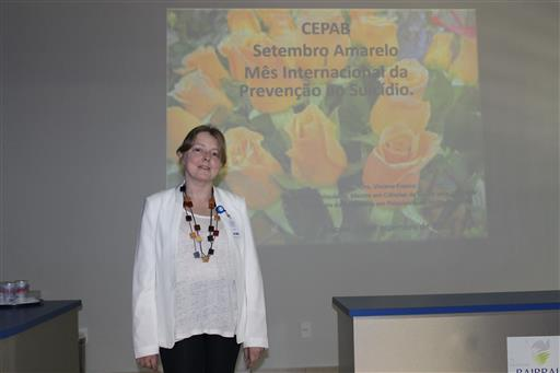 Dra. Viviane Franco, Médica Psiquiatra do Instituto Bairral