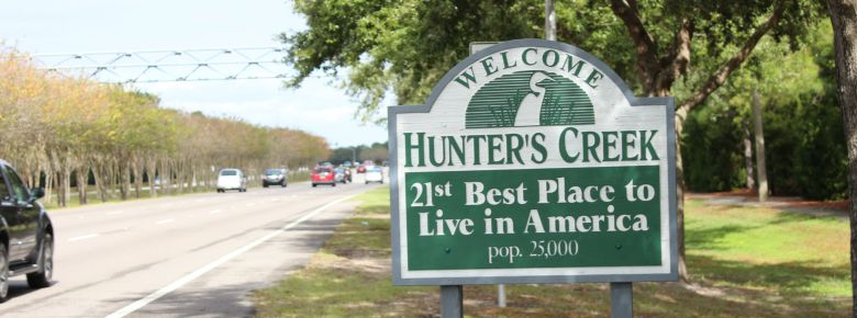 Hunters Creek