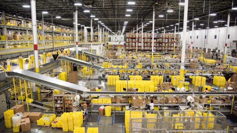Amazon Warehouse  Lake Nona