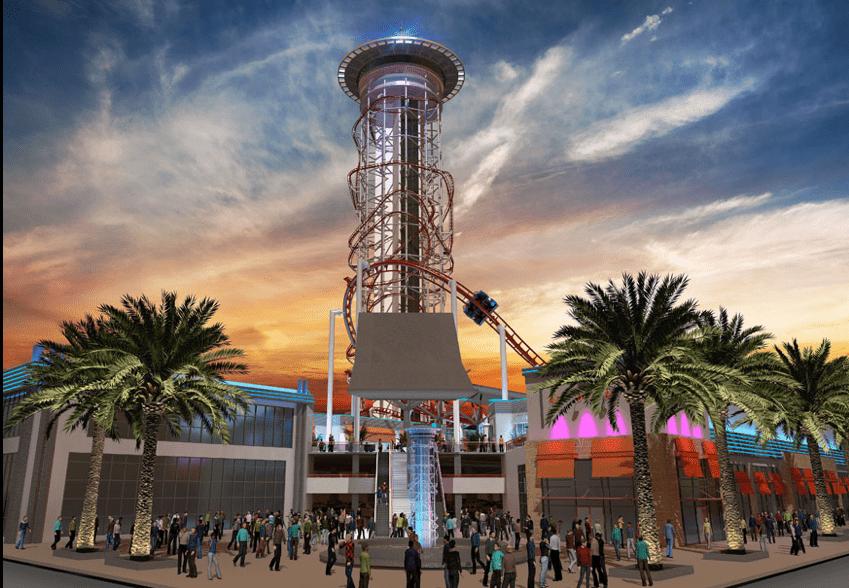 Uma das mais altas montanha russa do mundo estará em Orlando! Projeto está previsto para 2019!