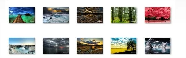 Nature´s Art Windows 7 Theme