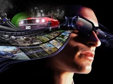 Nvidia 3D Vision, novas possibilidades em 3D.