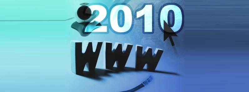Tendências da tecnologia para 2010.