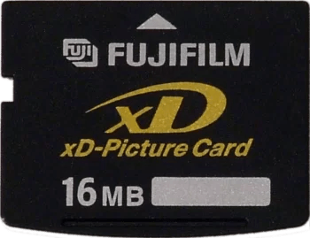 xD-Picture Card