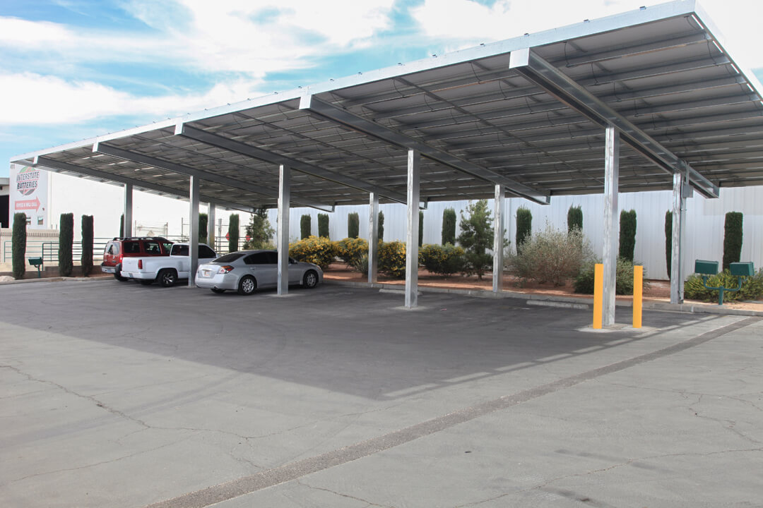 Gallery Baja Carports Solar Support Systems Amp Shade