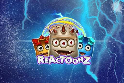第1位Reactoonzリアクトゥーンズ