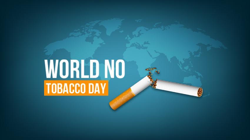 World No Tobacco Day 2021