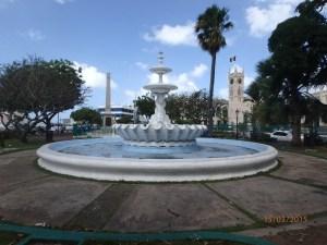 Dolphin Fountain, Bridgetown, Barbados