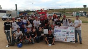 Baja UFMG é vice-campeã nacional e conquista vaga para o Mundial nos EUA