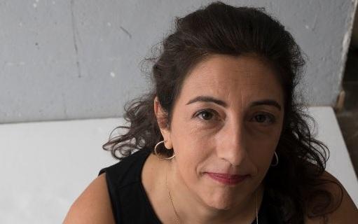 Una escritora en el colegio: María Frisa