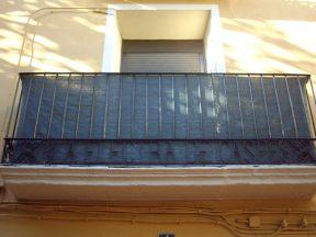La electra de Caspe - Balcón