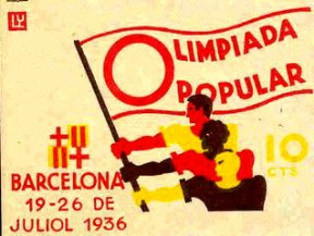 Olimpiadas Populares Barcelona 1936
