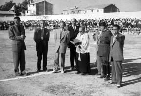 6. Bendición e inauguración del campo de deportes municipal