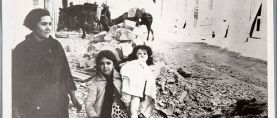 Caspe desconocido: la niña y la muñeca (marzo de 1938)