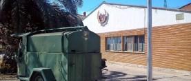 Caspe desconocido y oculto: un mensaje soviético a la entrada de Caspe