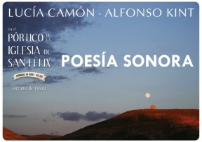 Cartel Poesia Sonora'14-Torralba