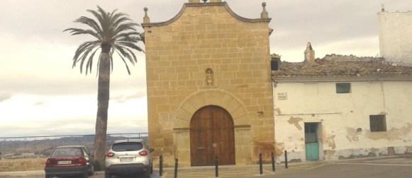 Caspe desconocido y oculto: La Ermita de Montserrat y su palmera.