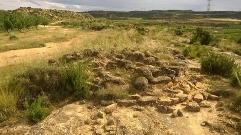 Necrópolis de la Corraliza de Rayes