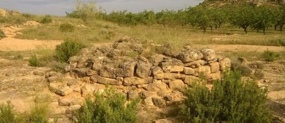 Caspe desconocido y oculto: el poblado y la necrópolis de la Corraliza de Rayes