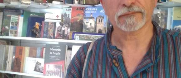 Agustín Martín (autor de Libertarios de Aragón): «Desde el poder siempre se ha tergiversado en ideal anarquista»